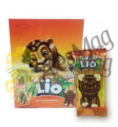 Figurina de Chocolate Lio 15G*36
