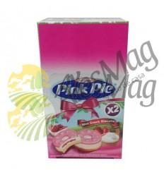 Galletas Pink Pie Fresa 20G*24