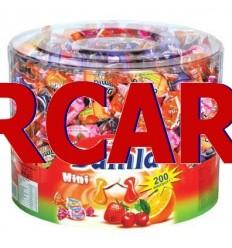 Mini Caramelos Damla 1kg