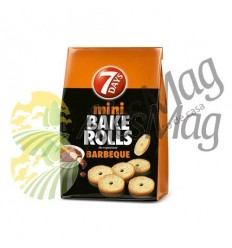 Mini Bake Rolls Barbeque 80G*12