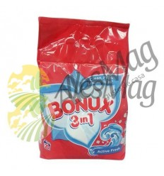 Detergente Bonux 3in1 Active 2KG