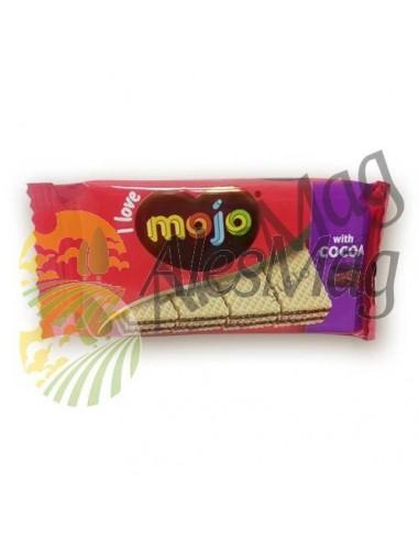 Mojo Barquillos con Cacao 45G*30