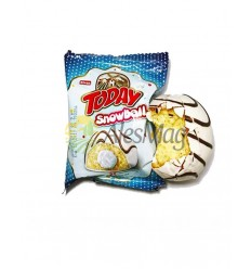 ELVAN TODAY SNOWBALL LECHE 50G*24/6