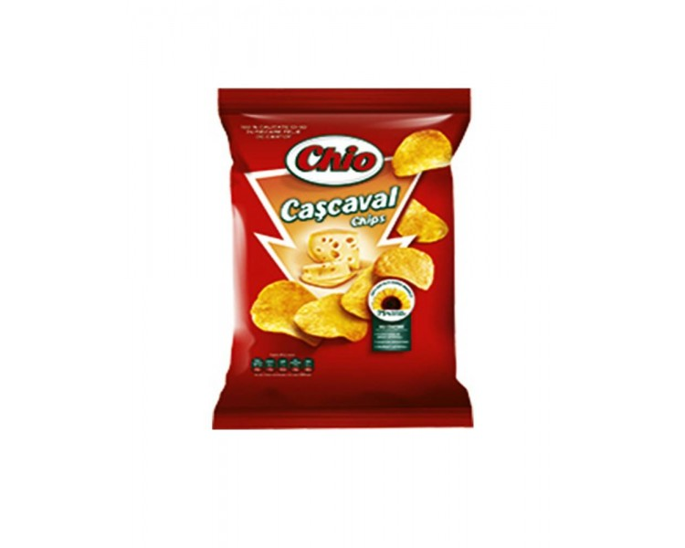 CHIO CHIPS QUESO 100G/18