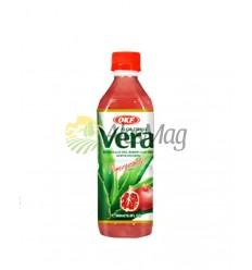 Zumo Aloe Vera Granada 500ML