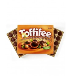 TOFFIFEE BOMBONES CARAMELO-CACAHUETES 125G/5