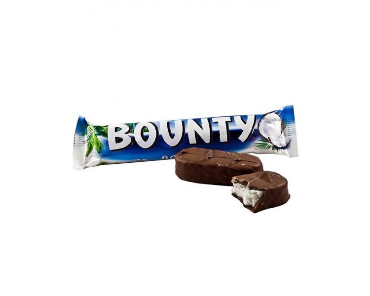 BOUNTY CHOCOLATE-LECHE 57G/24