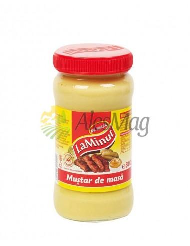 LA MINUT MOSTAZA CLASICA 300G/6