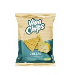 VIVA CHIPS QUESO 100GR/20