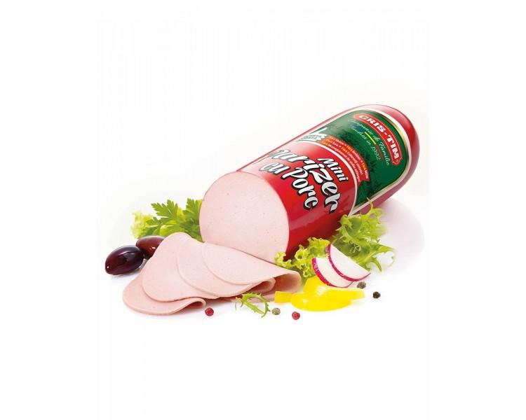 Mini Parizer porc