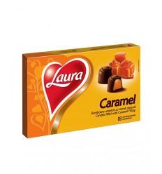 Bomboane Laura cu Cremă de Caramel