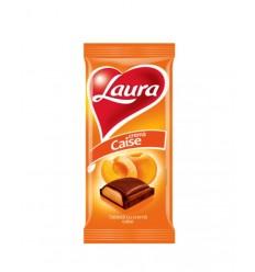 Chocolate Laura con Crema de Albaricoques