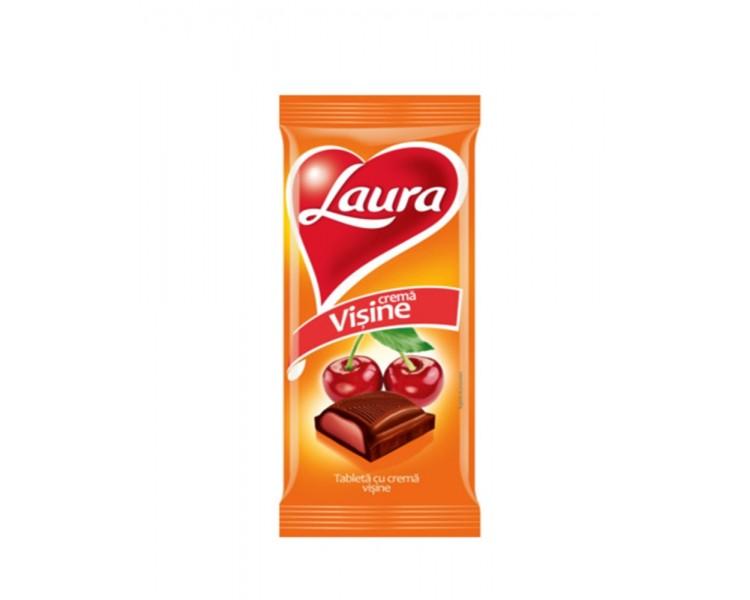 Laura cu Crema de Visine