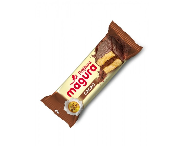 Prajitura Magura cu Cacao