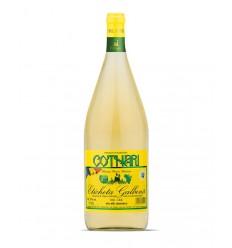 Vino Blanco Semiseco Etiqueta Amarilla 1.5L