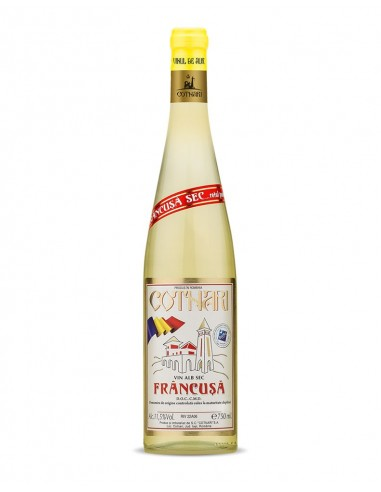 Vin Alb Francusa Clasic 0.75L