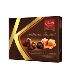 Kandia Pralines Caramelo Cacahuetes 102.5GR/14