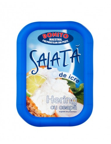 BONITO ICRE HERING 170G/10