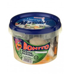 BONITO HERING MARINAT 500G/6