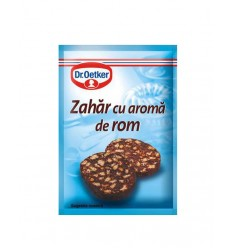 DR.OETKER ZAHAR AROMA ROM 8G/50
