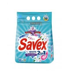 SAVEX WHITE 2KG/8
