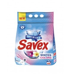 SAVEX WHITE & COLOR 2KG/8