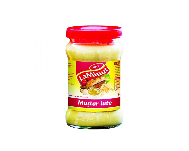 LA MINUT MUSTAR IUTE 300G/6