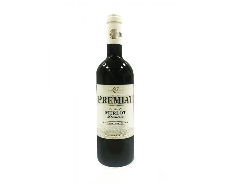 CEPTURA PREMIAT MERLOT TINTO SEMISECO 0,75L/12
