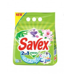 SAVEX 2IN1 FRESH 2KG/8