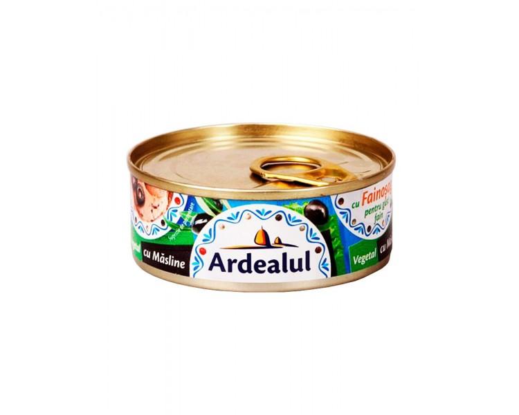 ARDEALUL PATE VEGETAL OLIVAS 100G/6