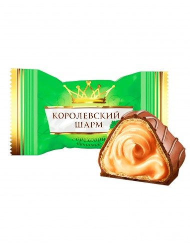 ABK ROYAL BOMBONES RELLENO NUECES 235G/12