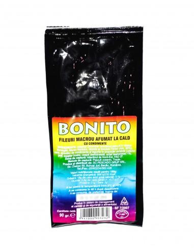 BONITO FILE MACROU AFUMAT CONDIMENTE 150G