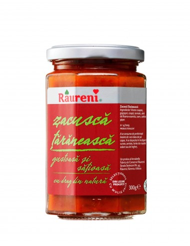 Zacusca Taraneasca