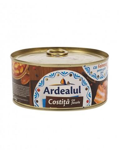 ARDEALUL ALUBIAS CON COSTILLA 300G/6