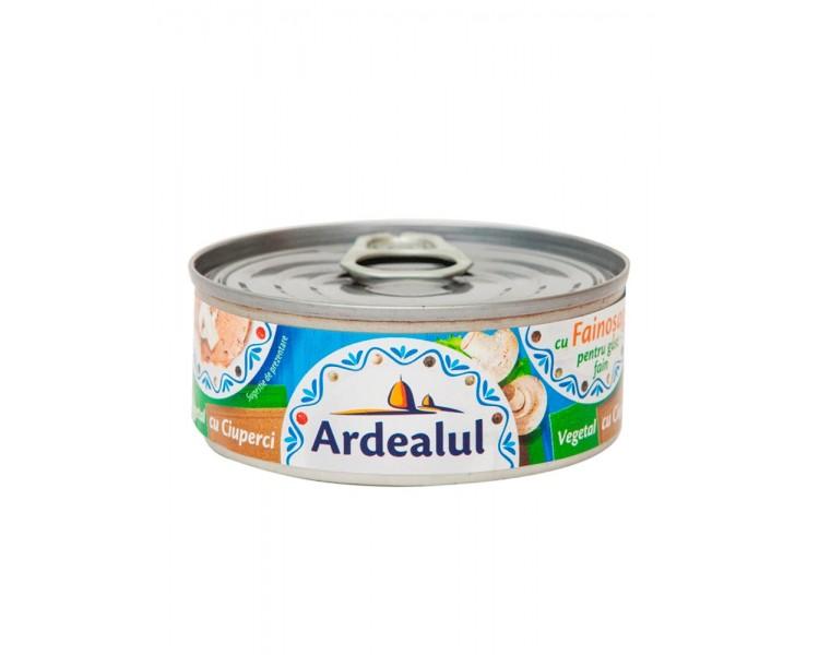 ARDEALUL PATE VEGETAL CHAMPIÑONES 100G/6