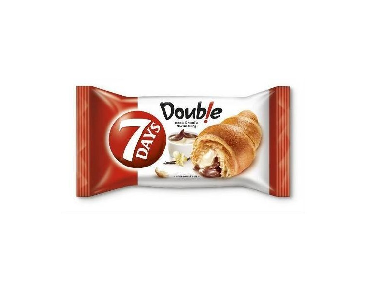 Corn Double cu Cacao È™i Vanilie 7Days