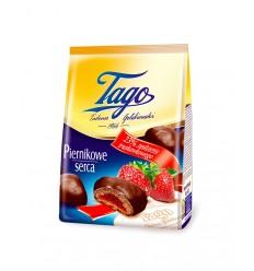 TAGO TURTA DULCE CAPSUNI 160G/12