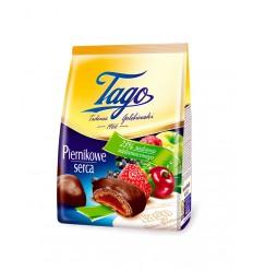 TAGO TURTA DULCE FRUCTE 160G/12