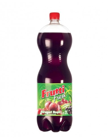 Frutti Fresh Struguri Rosii 2L
