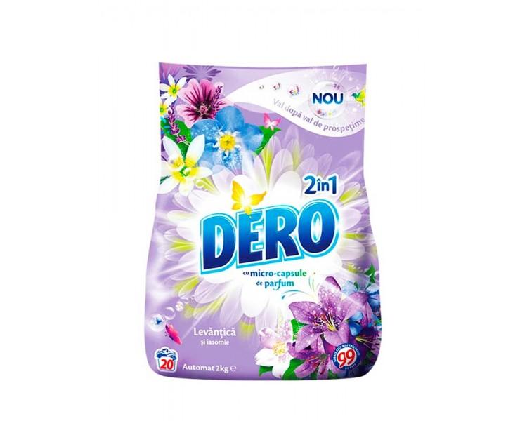 Detergent Dero 2in1 Lavanda