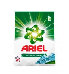 Detergente Ariel Mountain Spring 2KG