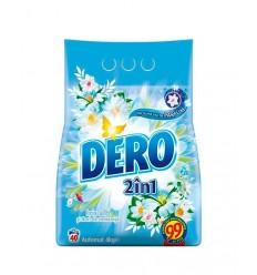 DERO 2IN1 IRIS BLANCO 2KG/6