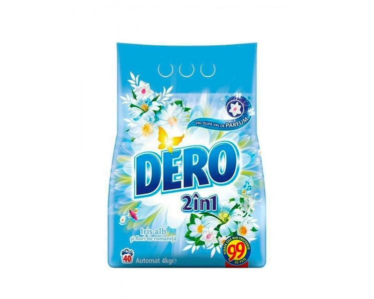 DERO 2IN1 IRIS ALB 2KG/6