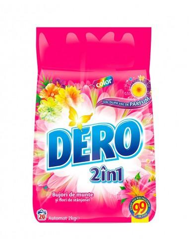 DERO 2IN1 PEONÍAS DE MONTAÑA 2KG/6