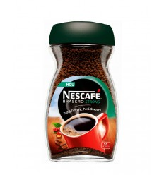 NESCAFE BRASERO STRONG 100G/12