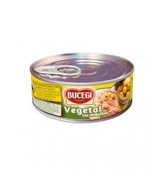 Paté Vegetal con Olivas Bucegi 100g