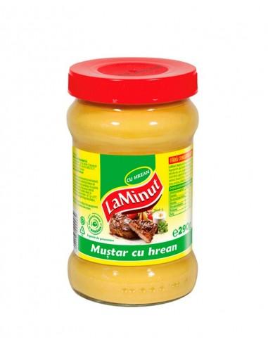 LA MINUT MUSTAR HREAN 300G/6