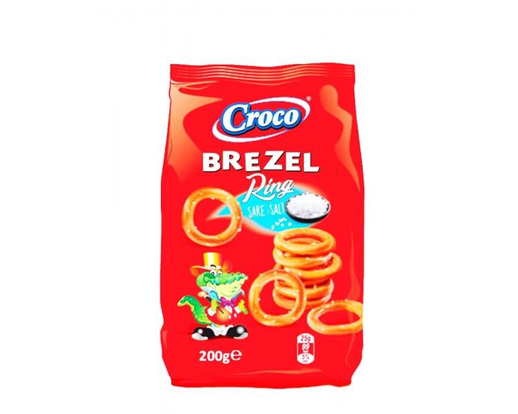 CROCO BRAZEL RING SARE 200G/15