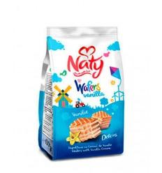 Naty Napolitane Vanilie 180G*9