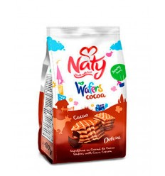 Naty Barquillos Cacao 180G*9